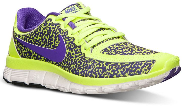outlet store d1a27 c0956 Nike Women s Free 4.0 V4 Running Sneakers from Finish Line