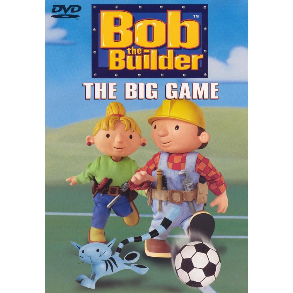 Bob The Builder The Big Game Bob The Builder Cartoon Tv Shows