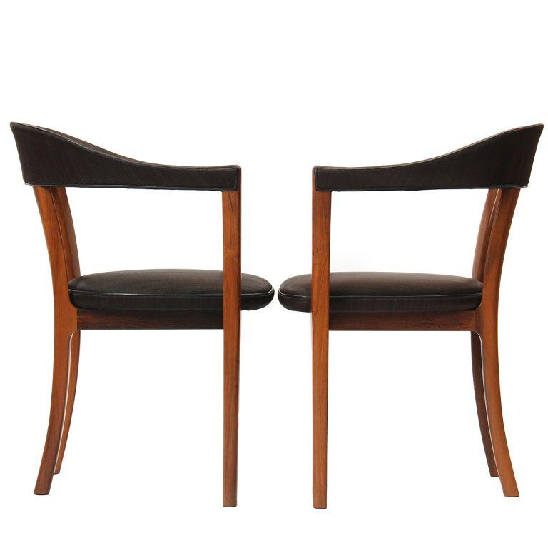 Humpback Chairs By Ole Wanscher Contemporary Modern Furniture Scandinavian Furniture Danish Modern Furniture