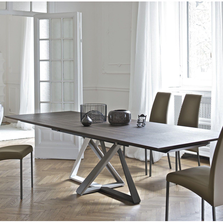 Millennium Moderner Tisch Aus Nußbaumholz   ARREDACLICK