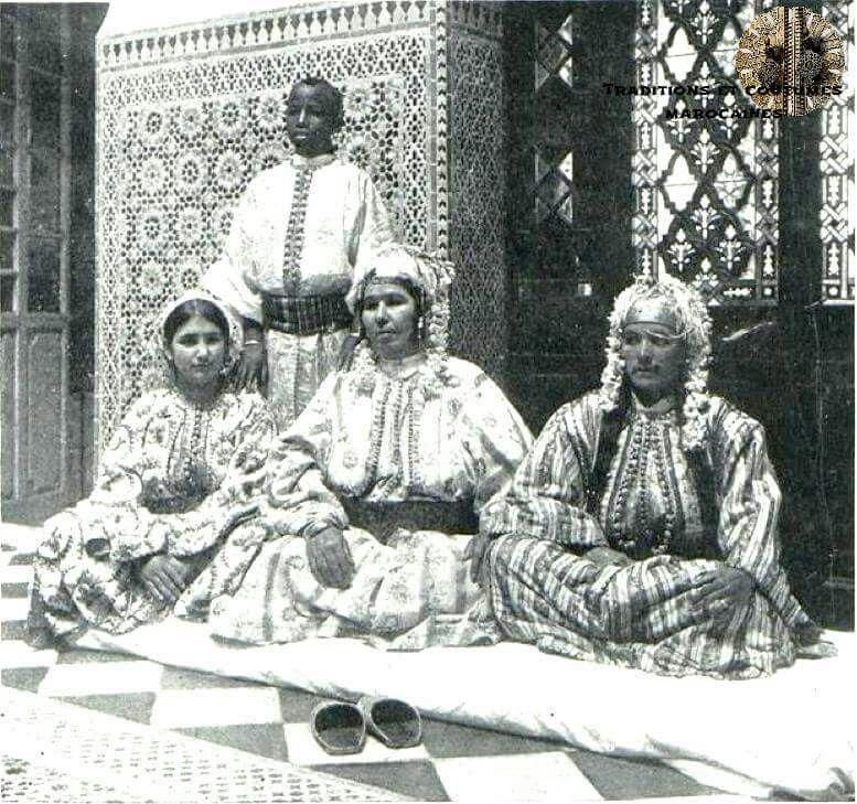 om cautand femeie Tetouan
