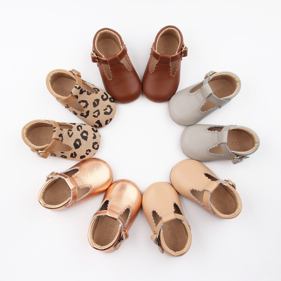 Baby toddler kids shoes girls leather shoes leather