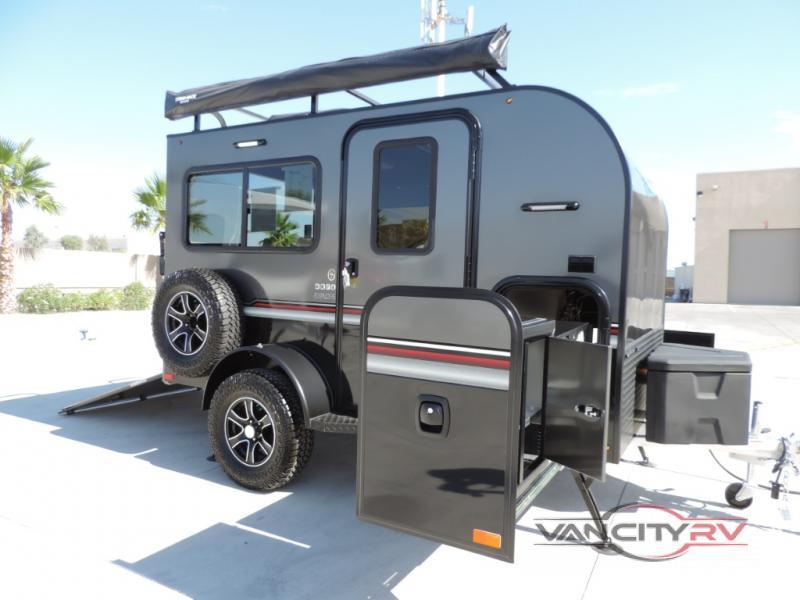 Pin by Van City RV on InTech RV   Toy hauler travel ...