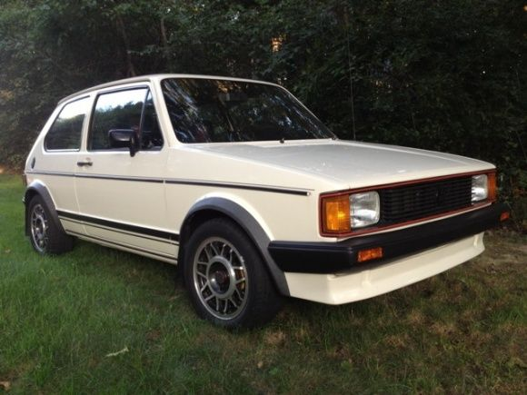 Pure Michigan 68k Mile 1983 Volkswagen Gti Volkswagen Gti Gti Volkswagen Golf Mk1