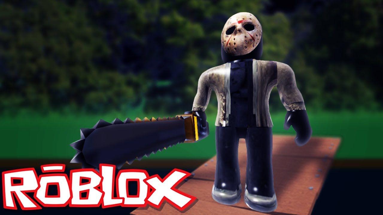 Roblox Adventures Escape Camp Roblox Obby Escaping Jason The