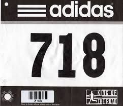 photo relating to Printable Race Bibs Free named Impression final result for race bib template KF Pinned for barcode upon