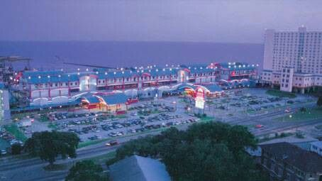 Grand Casino Gulfport Mississippi Before Hurricane Katrina