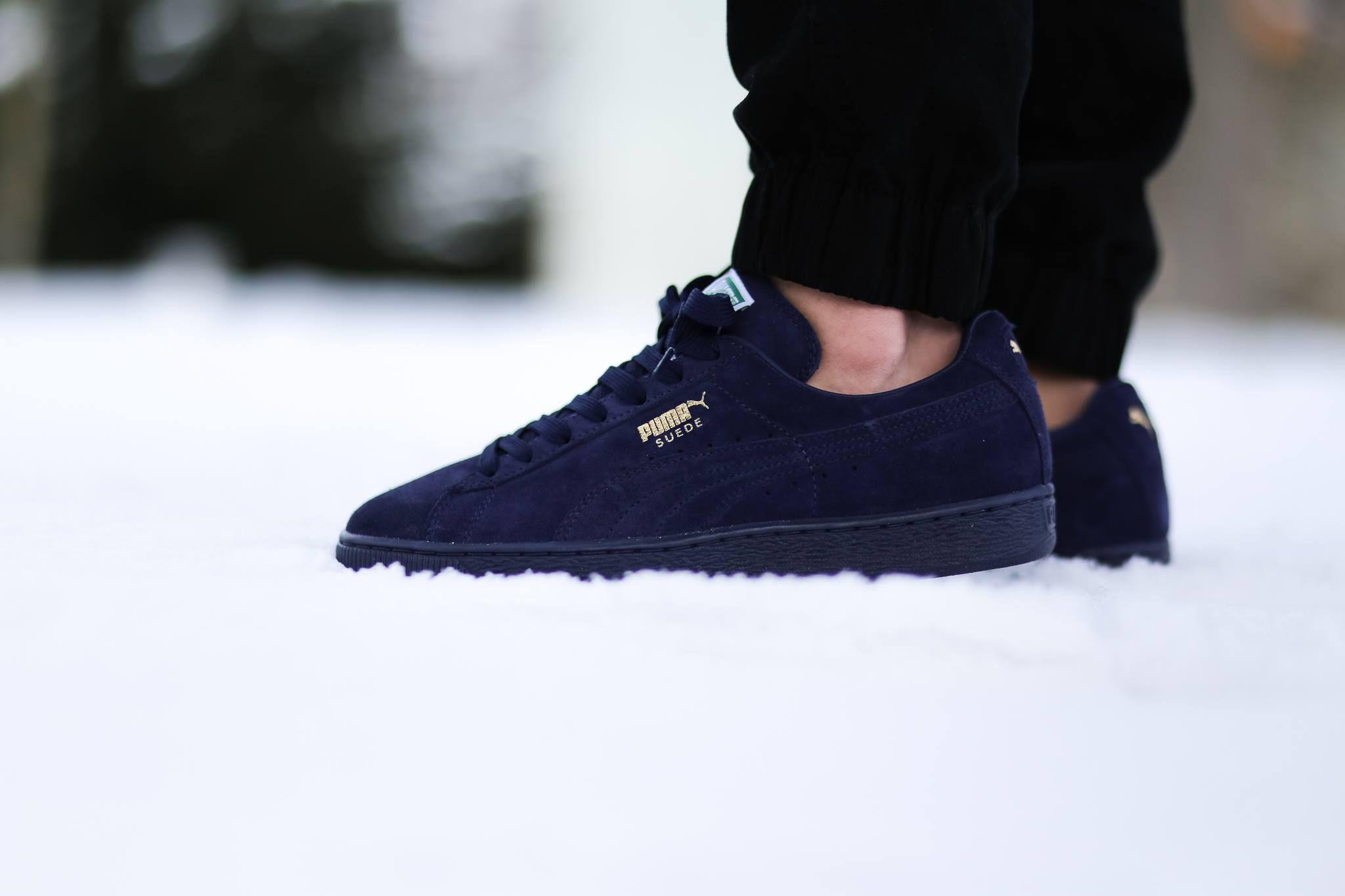 Puma Suede Classic+ Iced | Zapatillas, Ropa y Zapatos