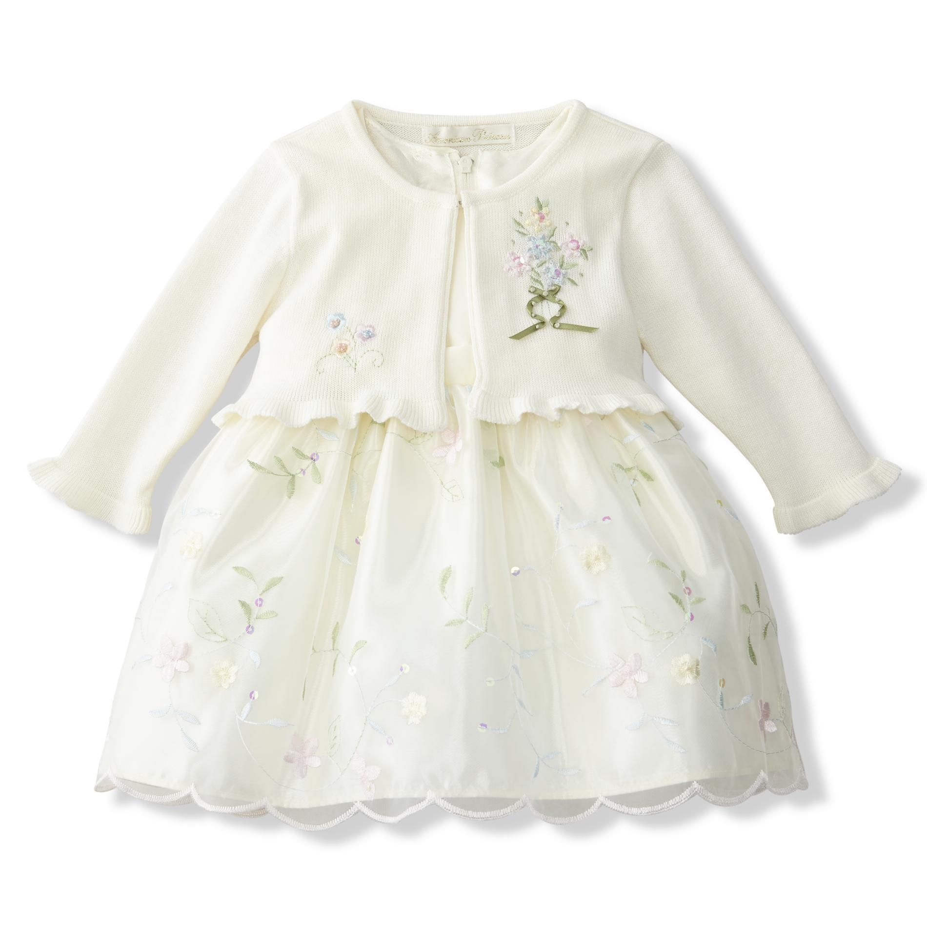 09bf99a7f9d Infant Baby Girl Special Occasion Dresses