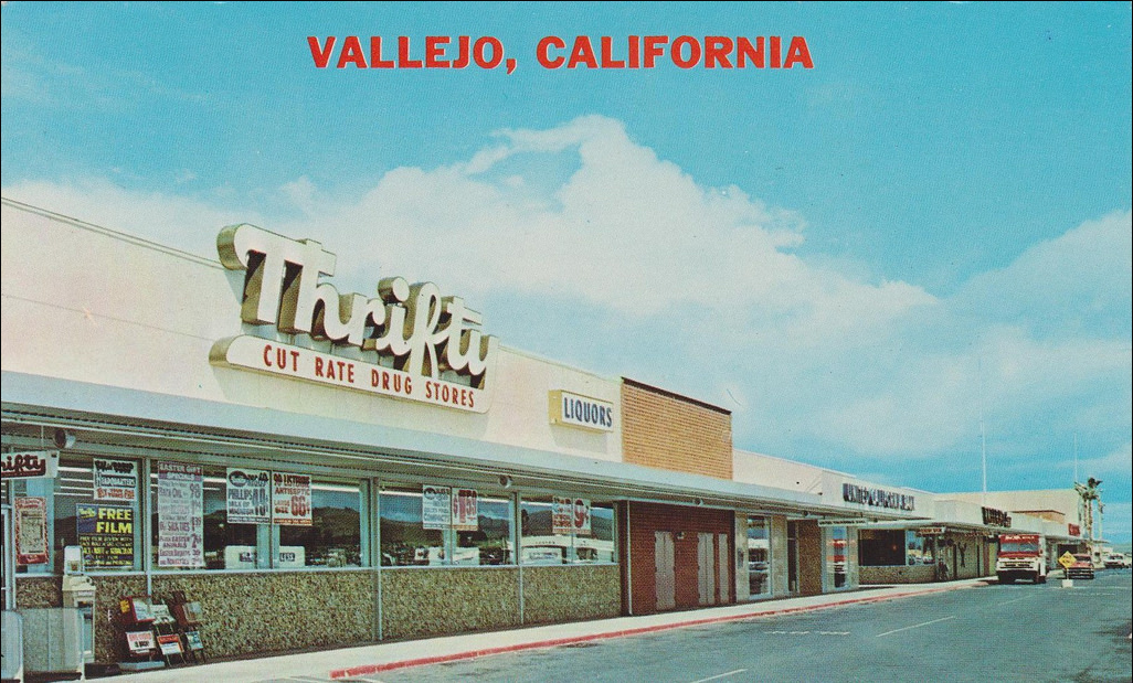 larwin plaza vallejo california circa 1960 s vallejo california vallejo great memories larwin plaza vallejo california circa