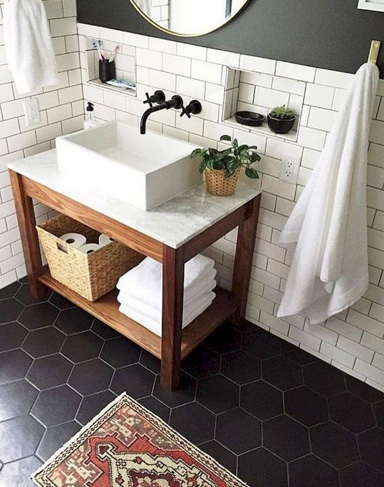 83 Wonderful Guest Bathroom Remodel Ideas Bathroom