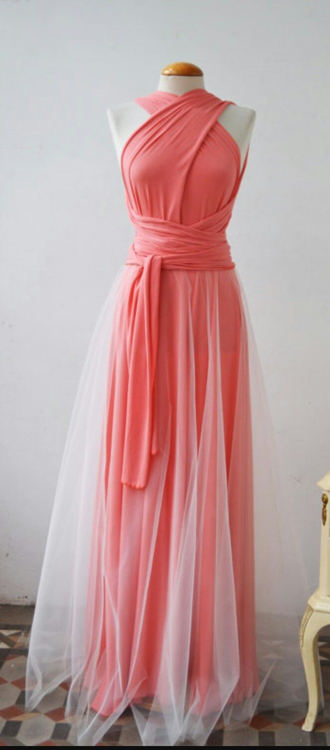80d019bd97 This is so pretty and simple with just a single layer of tulle over the  skirt! And the belt is great for framing the waist!
