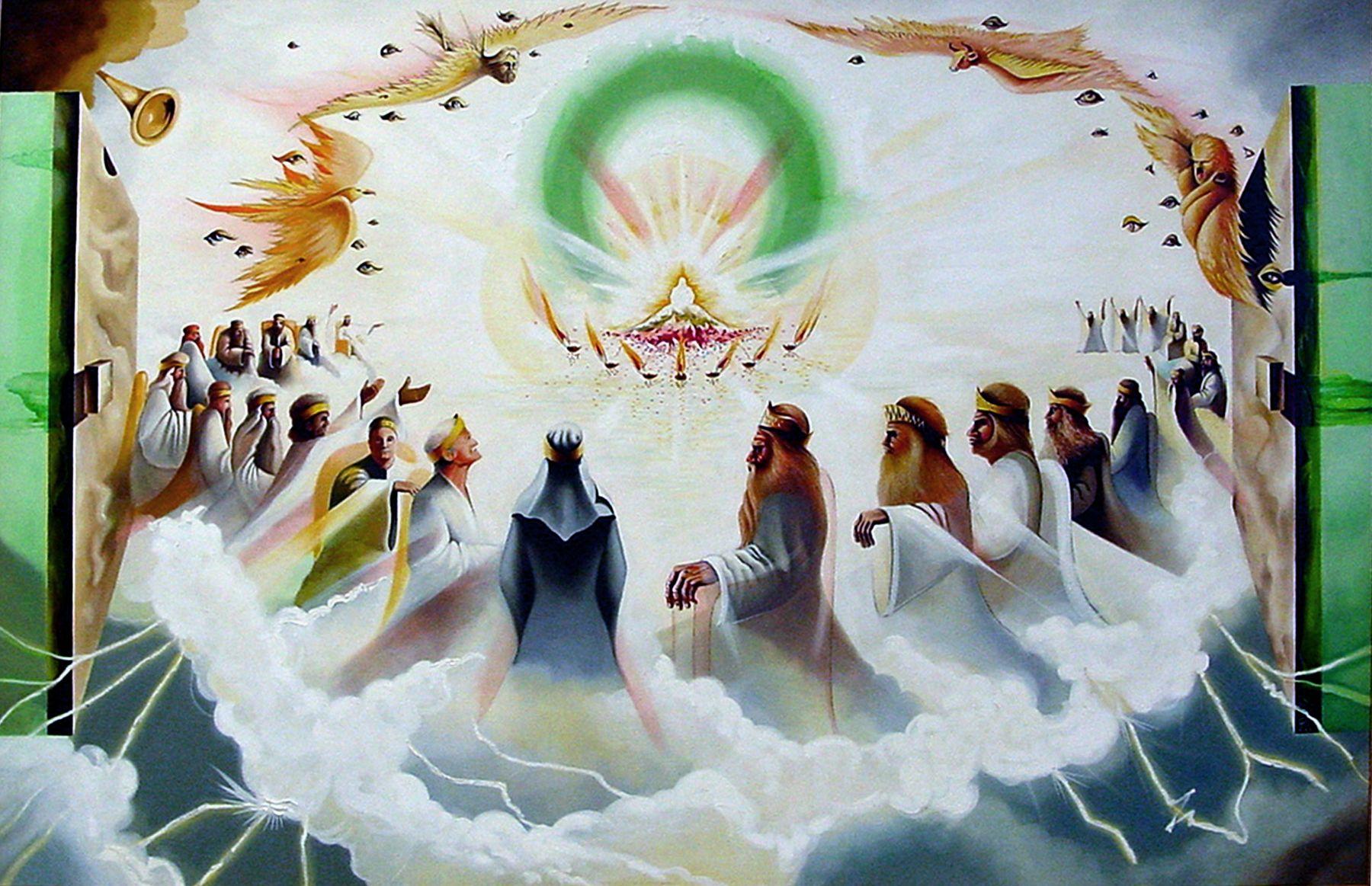 Bildergebnis für the image around the throne of god images
