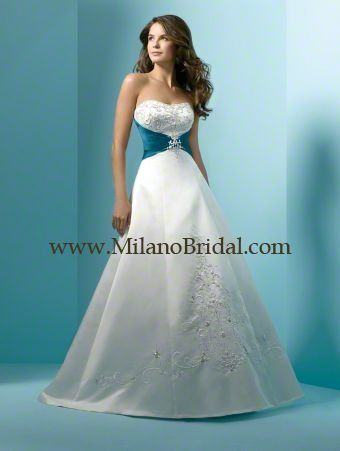 Alfred Angelo 1139 Dream In Color