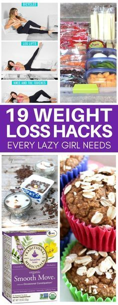 I'm totally getting that Smooth Move tea & I can't believe how easy some of these weight loss tips are! Love lazy girl weight loss hacks that are so much more helpful than just saying workout and eat clean!