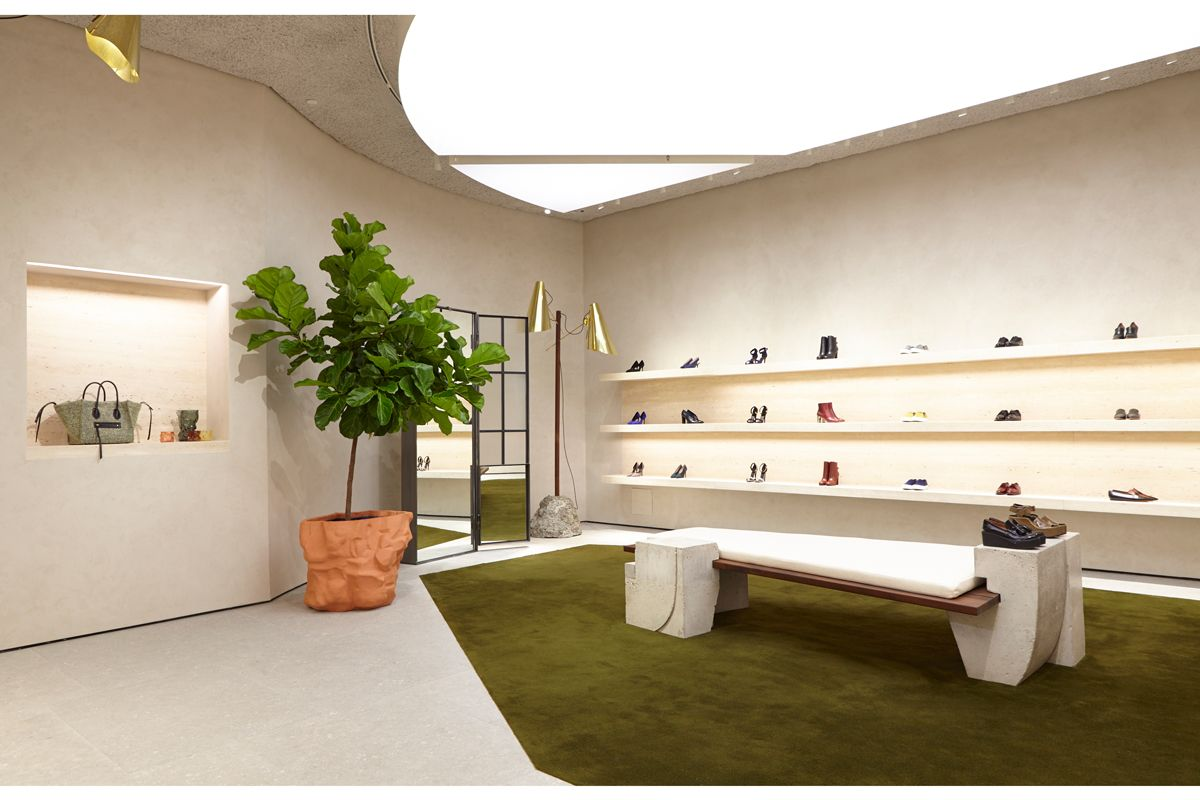 Cline Takes Soho Inside ShopRetail Interior DesignRetail