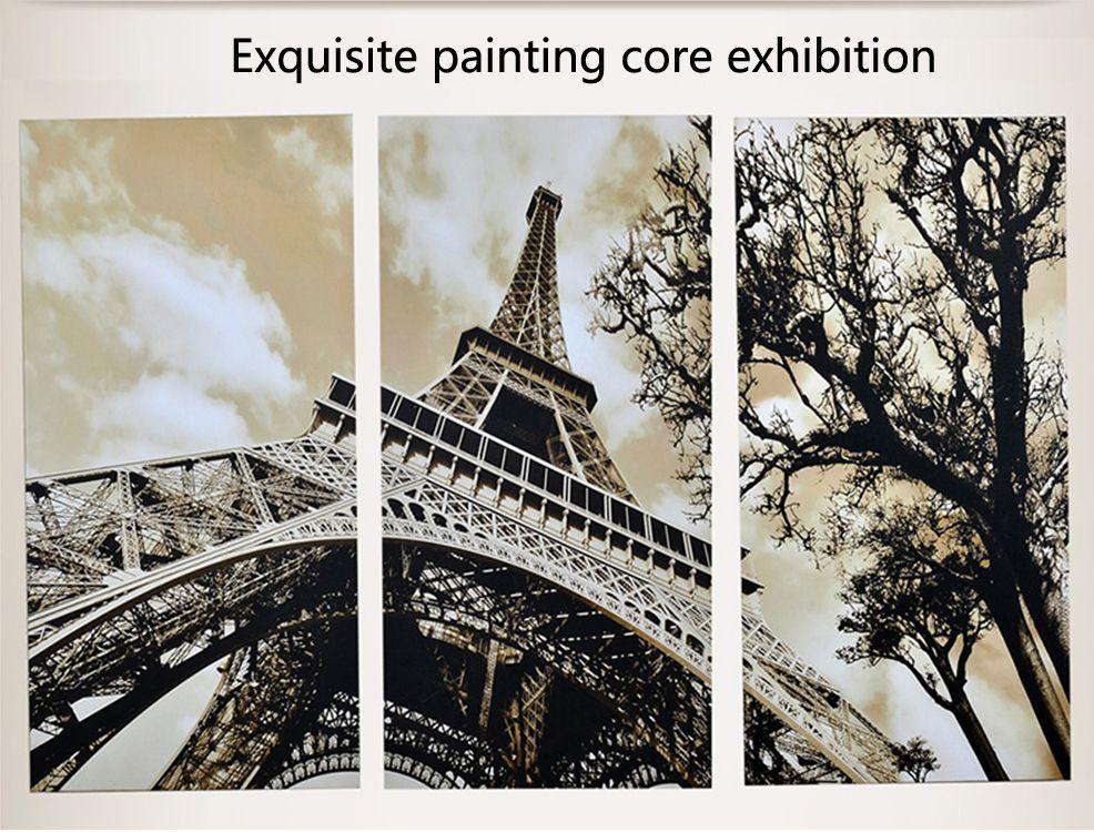 Aliexpress.com: Comprar 3 unids/set parís torre Eiffel pintura de la ...