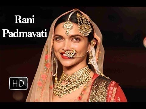 Padmavati Official Trailer Deepika Padukone Rani Padmavati Movie Trailer Ranveer Singh Deepika Padukone Mastani Rani Padmavati Movie