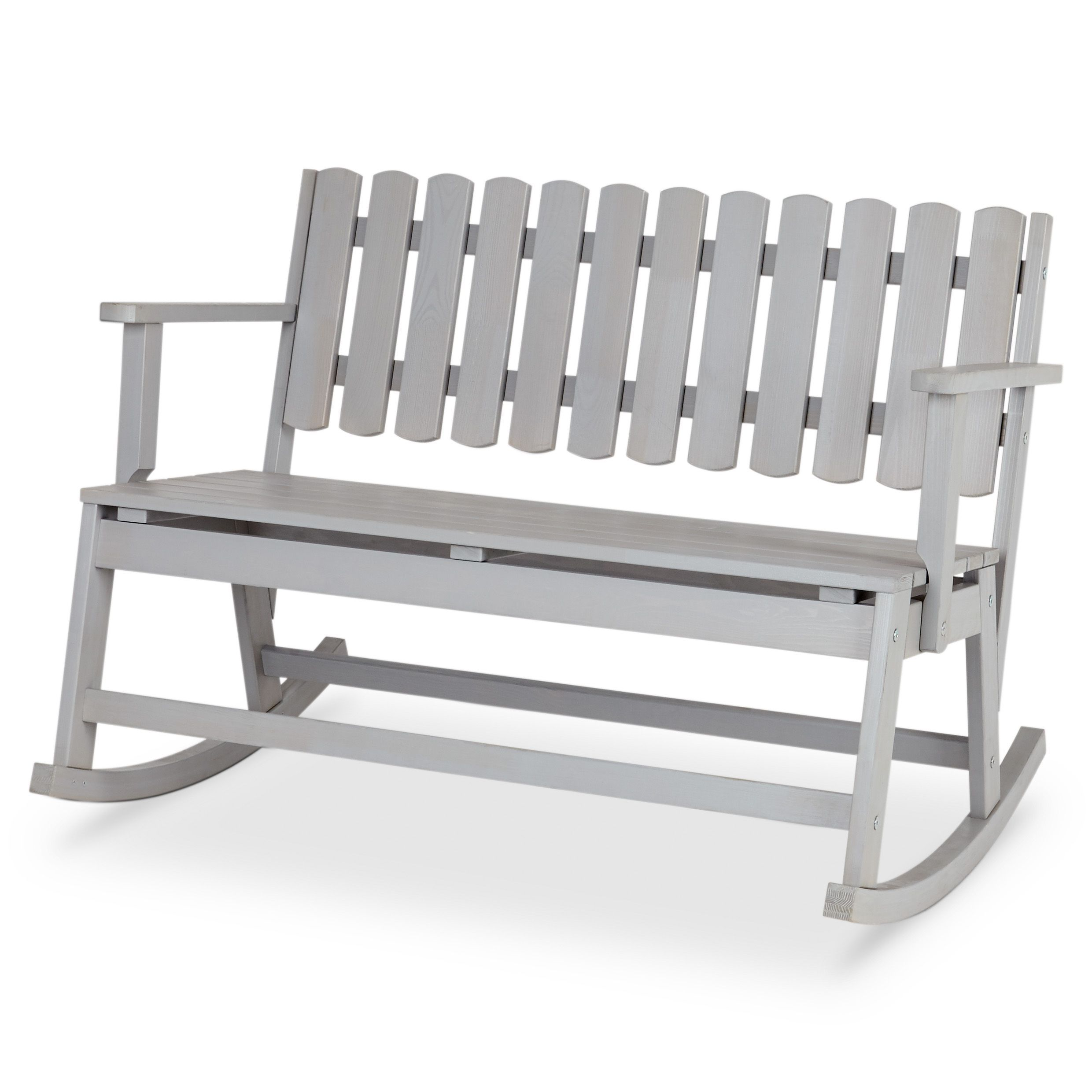 Stupendous Rural Wooden Double Rocking Chair Bq For All Your Home Ibusinesslaw Wood Chair Design Ideas Ibusinesslaworg