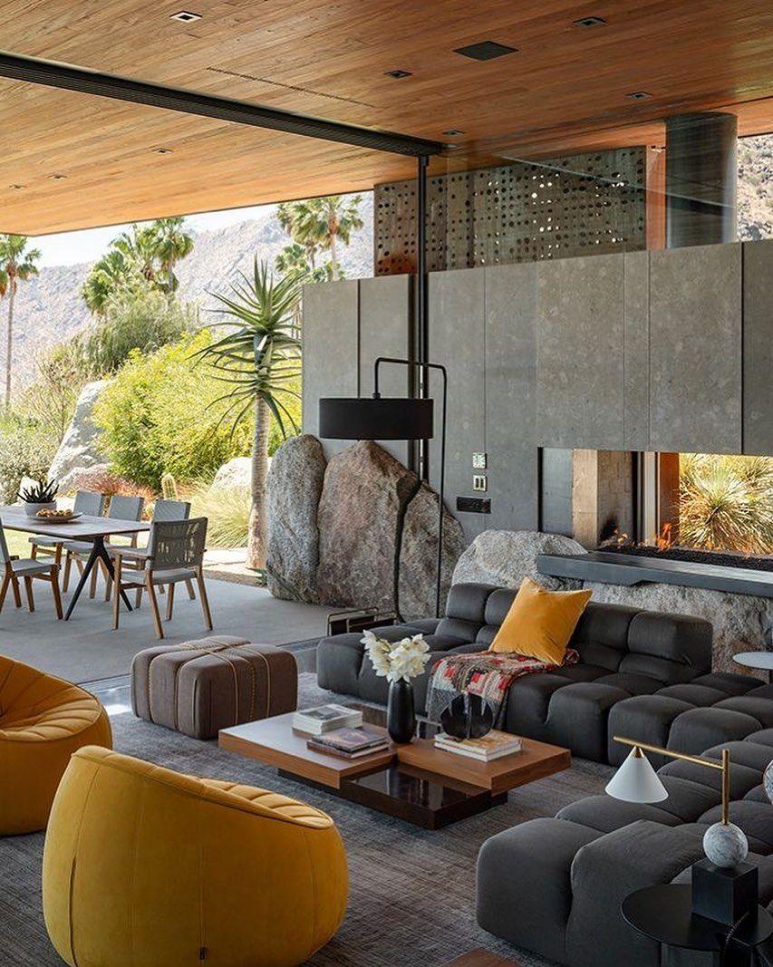 Beautiful Open Living Room In 2020 Interior Architecture Design Interior Architecture House Interior