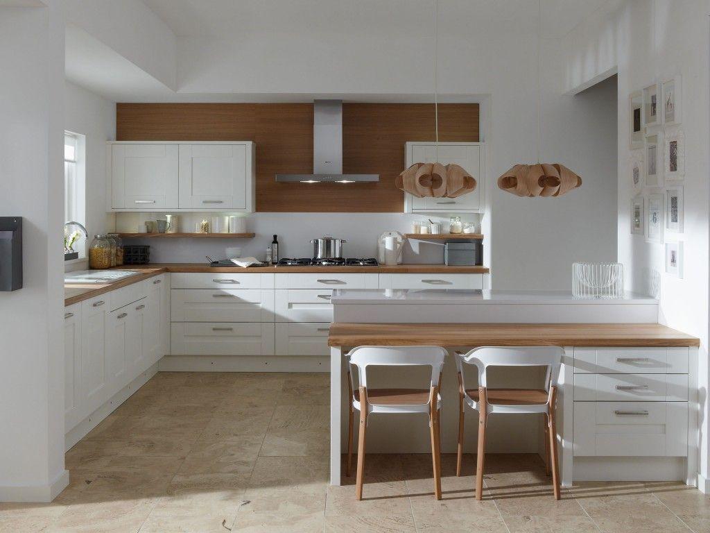 Faszinierende Küche Design mit Insel | Küchenarbeitsplatte | Pinterest