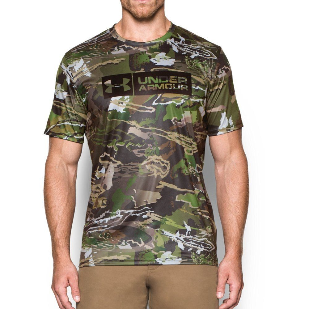 Under Armour Men s Camo Tag Sleeve 3e7208aae9af0