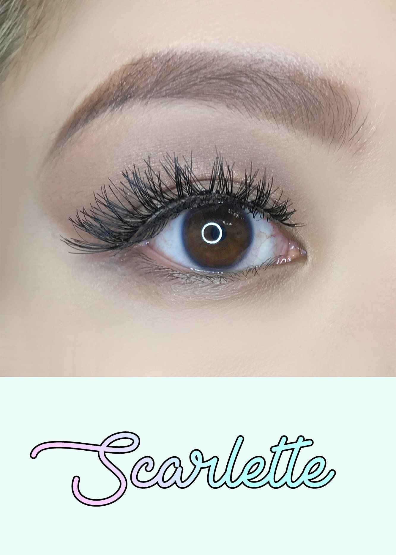 3640ee3b6eb AOA Studio Eyelashes - Scarlette in 2019 | issa look | Eyelashes ...