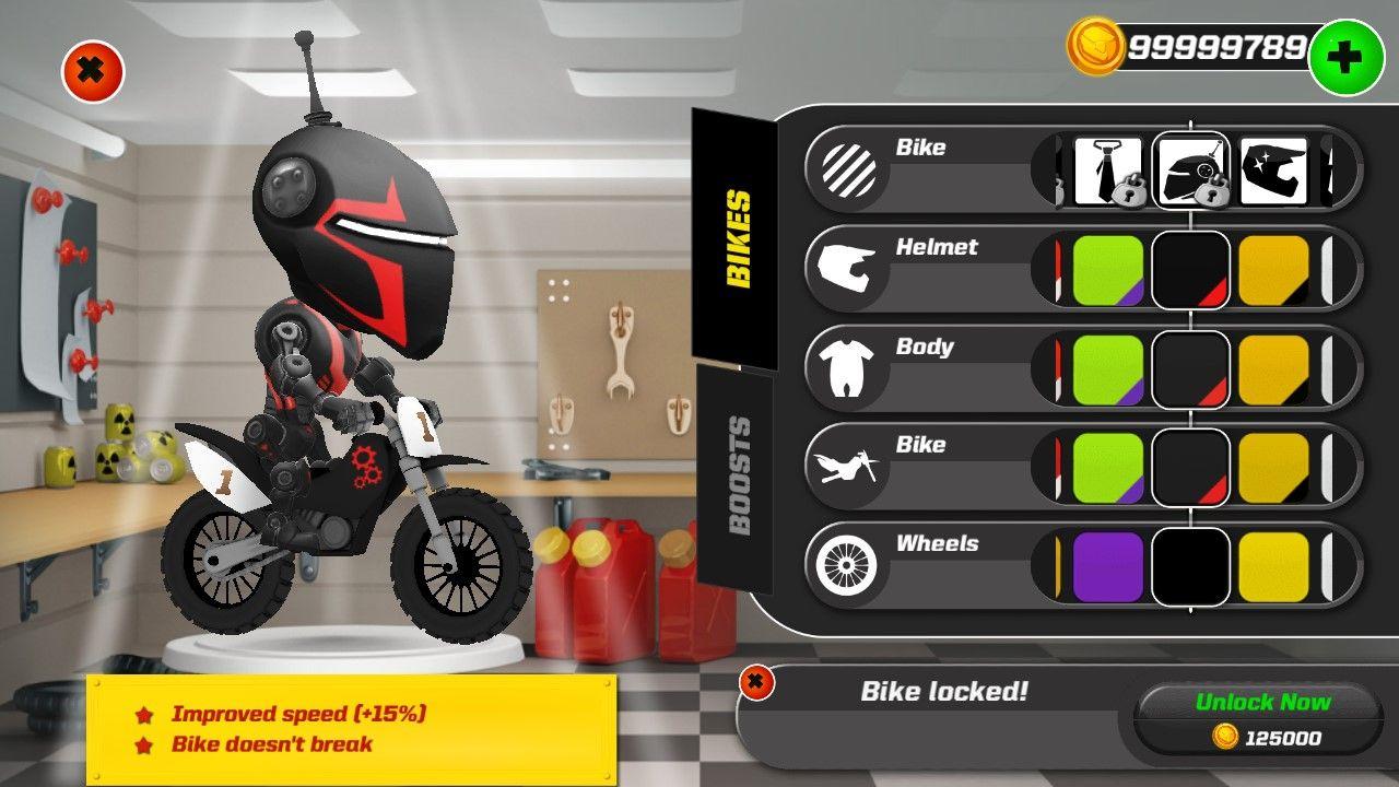 Bike Up V1 0 1 61 Mod Apk Unlimited Money Bike Speed Bike