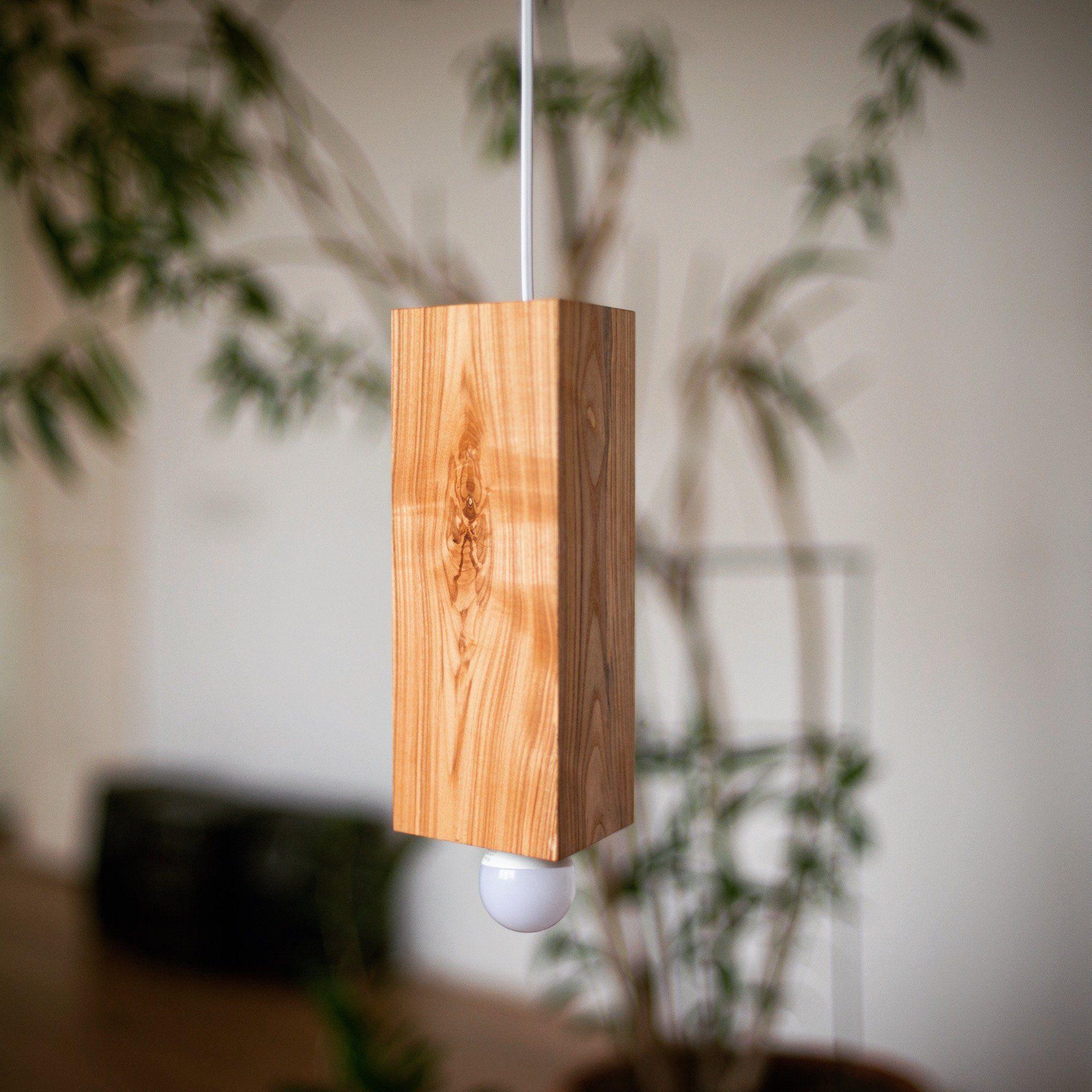Base#3 Wooden Lamp @ Dtchsscom #Wood #Woodenlamp #