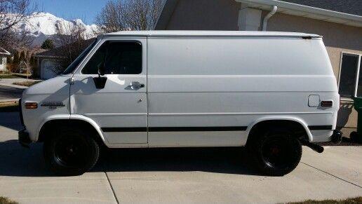1995 G10 Chevy Van Chevy Van Gmc Vans Custom Vans