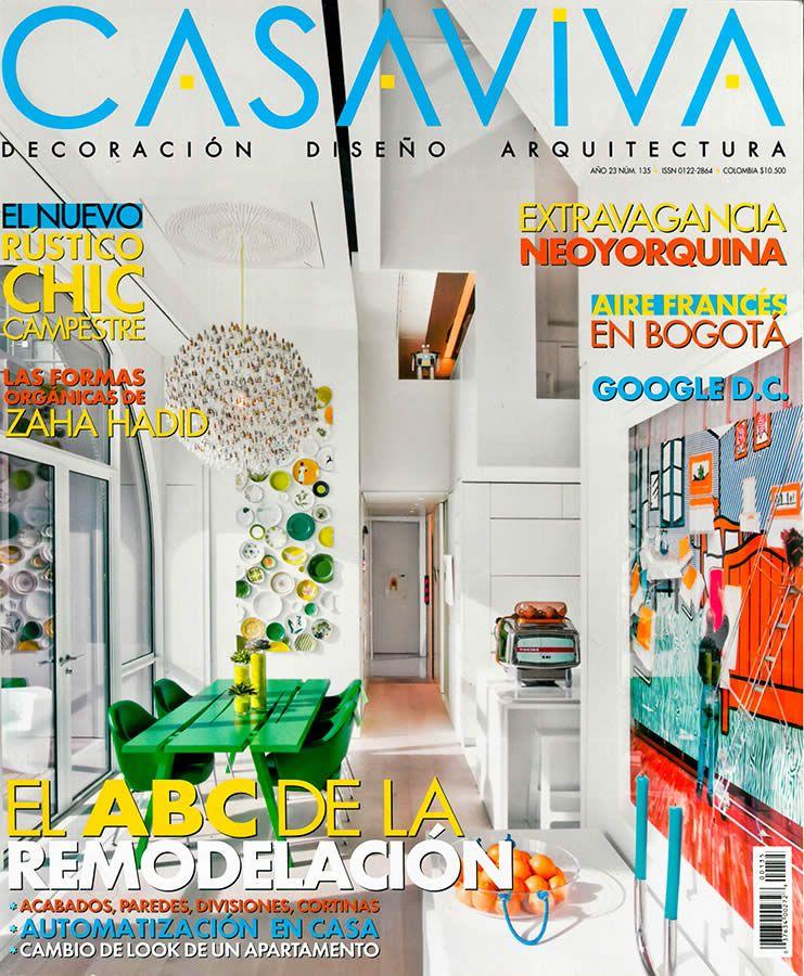 portada revista casa viva u especial acabados mibuti diseo interior mobiliario