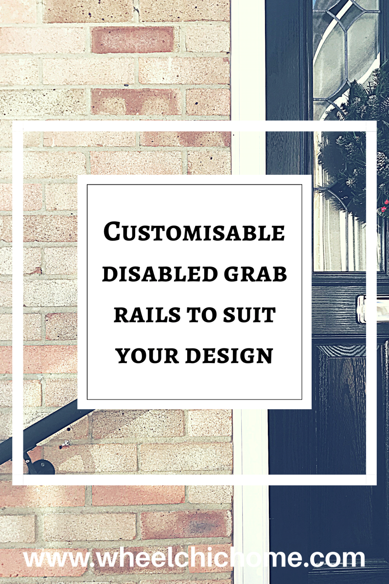 If you\'re looking for disabled grab rails that aren\'t ugly and that ...