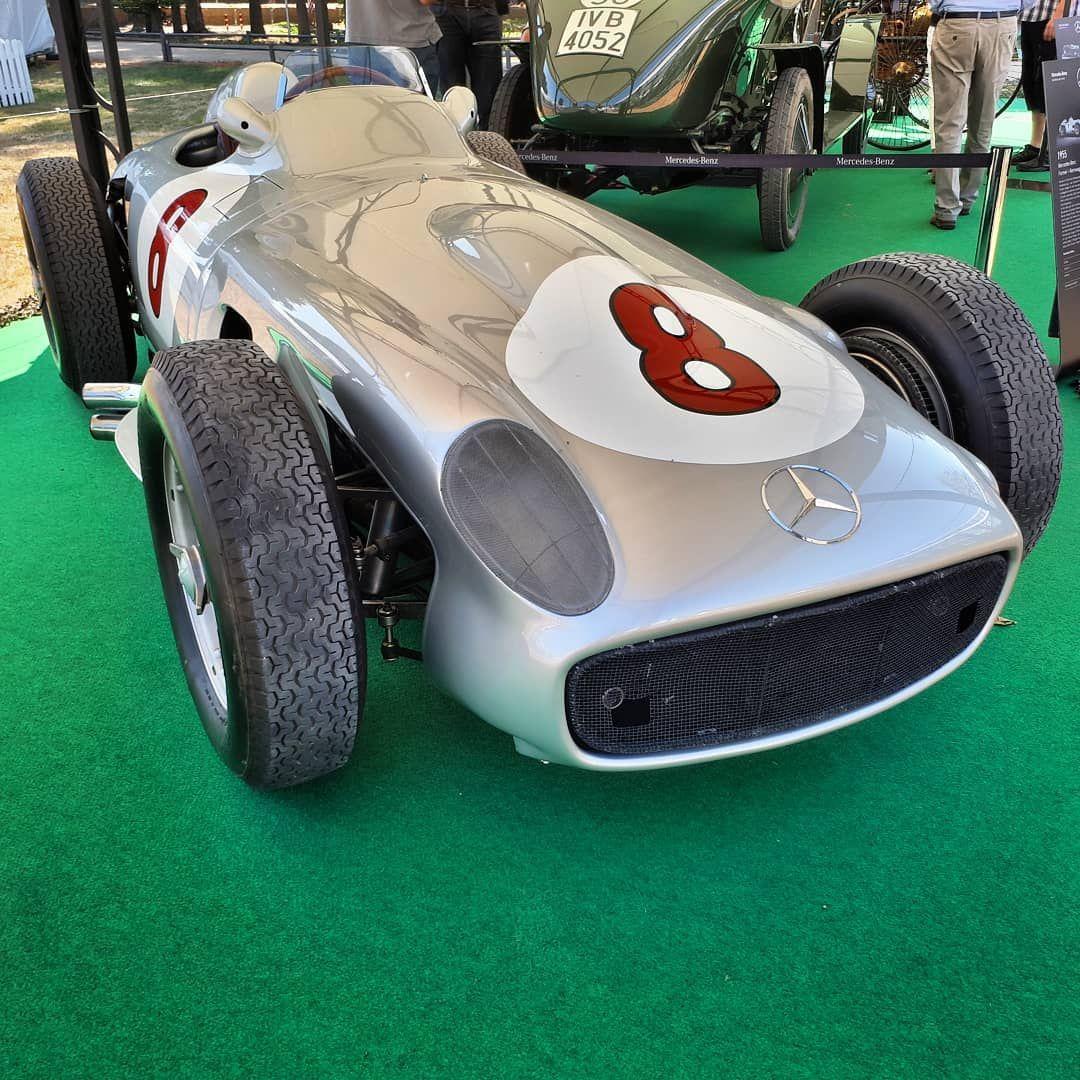 "ClassicCarsCollectionsAW on Instagram: ""1955 Mercedes-Benz Formula 1 Rennwagen W196 R  #MercedesBenz #w196r #classicdaysdyck #ClassicCar #photographerslife #classiccarsdaily…"""