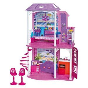 Barbie 2 Story Beach House Is Only 20 At Walmart Saving Money