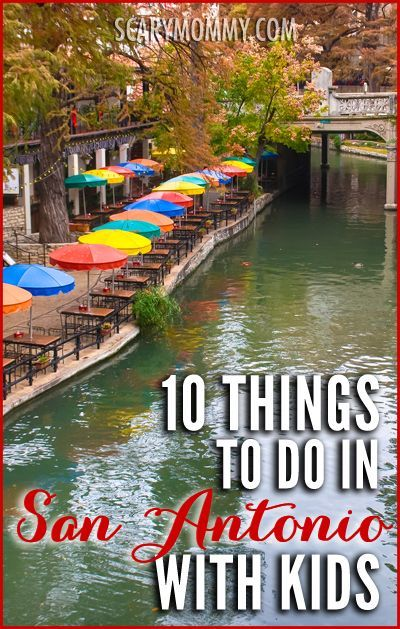 Top Things To Do In San Antonio Texas With Kids The