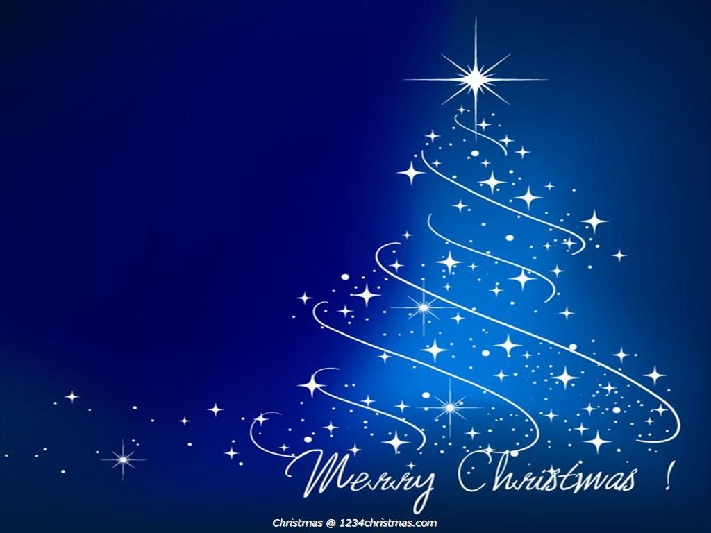 Blue Christmas Tree Hd Wallpaper Whimsical Christmas Trees Christmas Tree Wallpaper Christmas Tree Painting
