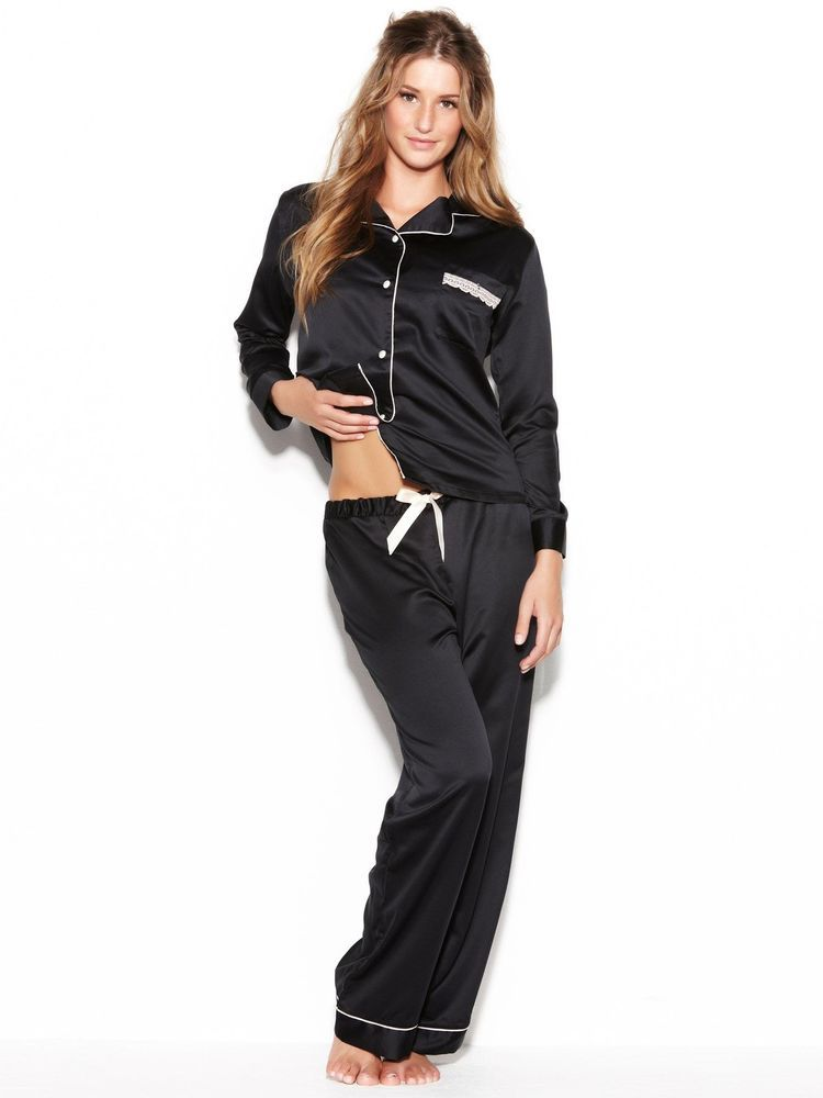 Geniue Stockist Get Online Ann Summers Women's Satin PJ Pyjama Sets Sale Discounts Buy For Sale KiRM1x