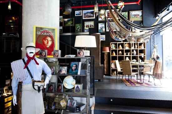 National Geographic Store Madrid presenta el mes de Colombia