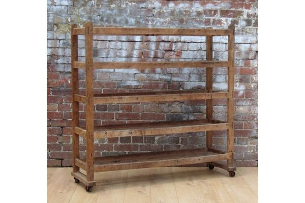 Industrial Shoe Rack | Vinterior London  #industrial #industrialdesign #vintage #home #design
