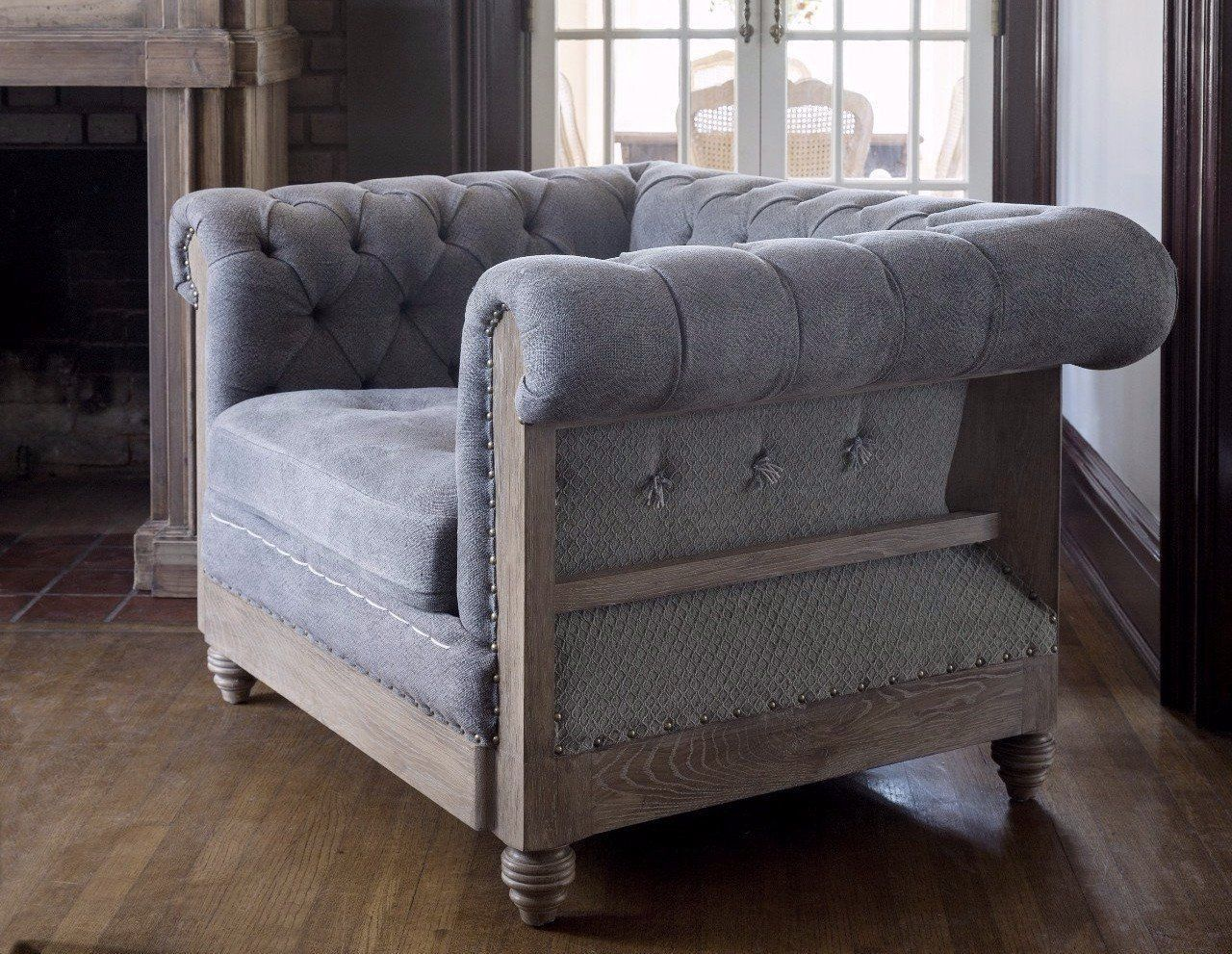 Capital Hotel Chesterfield Chair | Chesterfield chair, Chesterfield ...