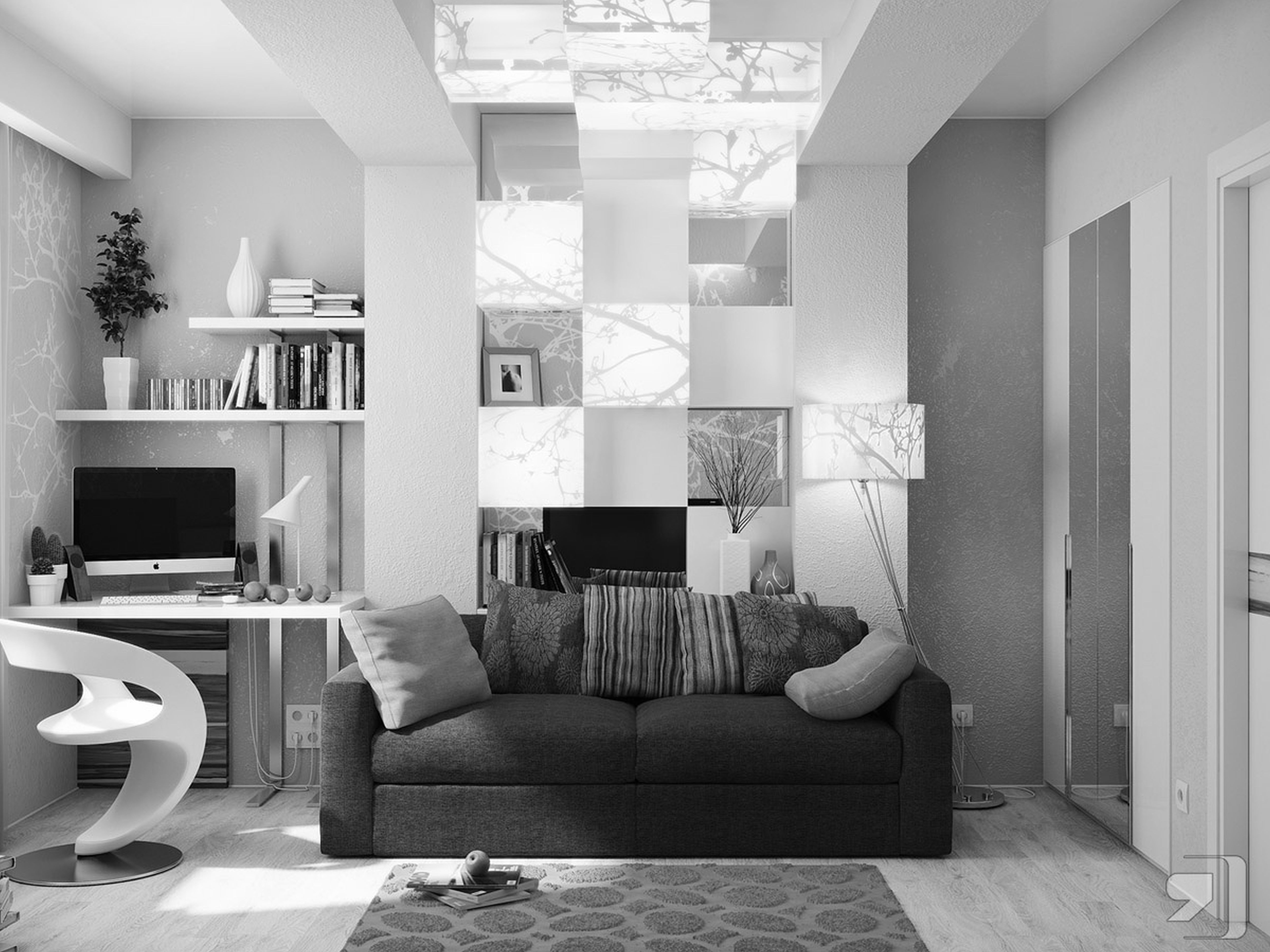 office-workspace-home-office-cabinets-luxury-home-office-ikea ...