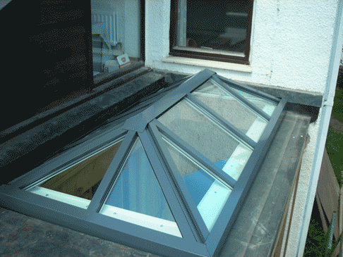 Rooflight Architectural Welcome Skylight Design House Extension Design Roof Light