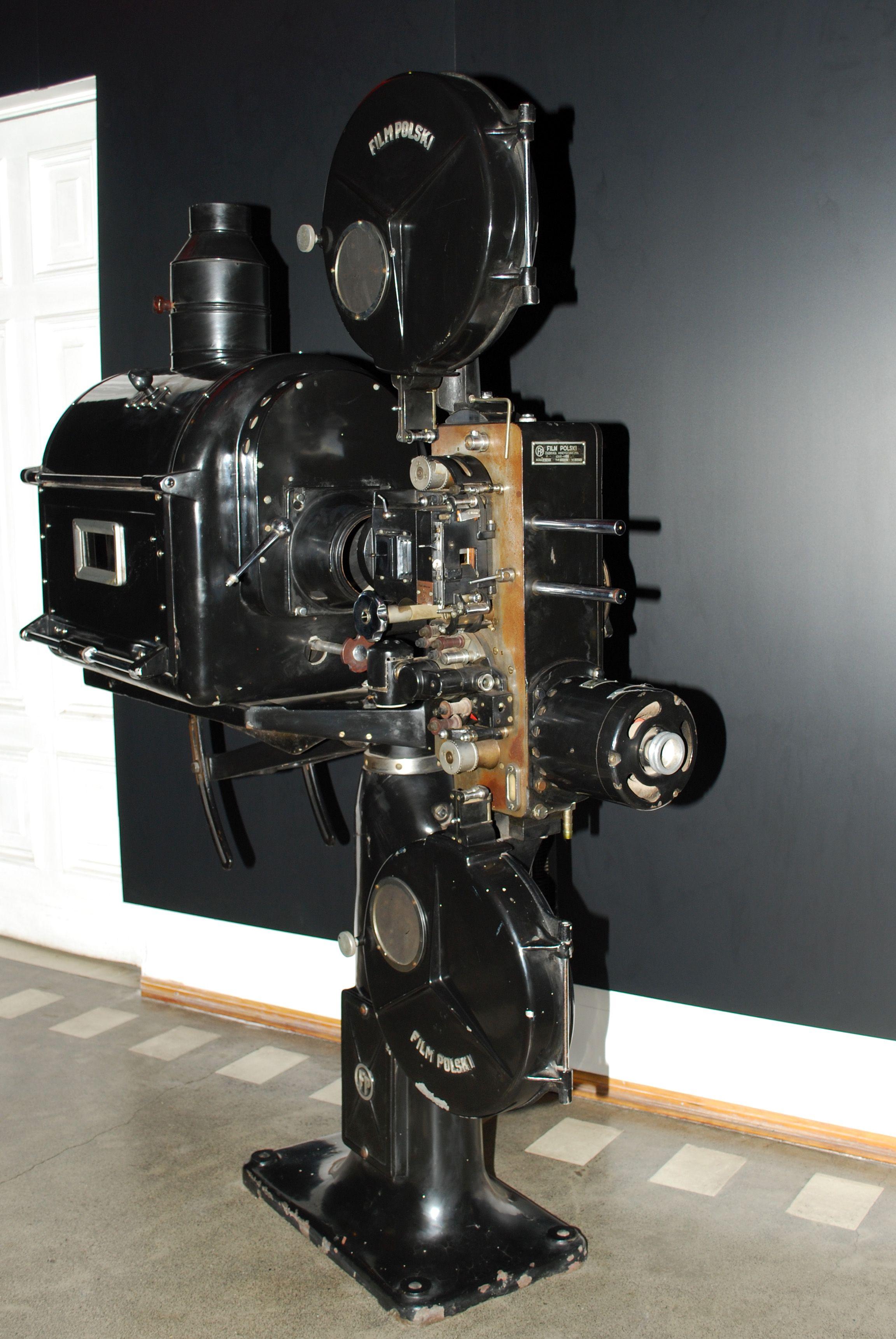 A Cinema Projector Nikon D60 Steampunk Cinema Projector Camera Decor Movie Projector