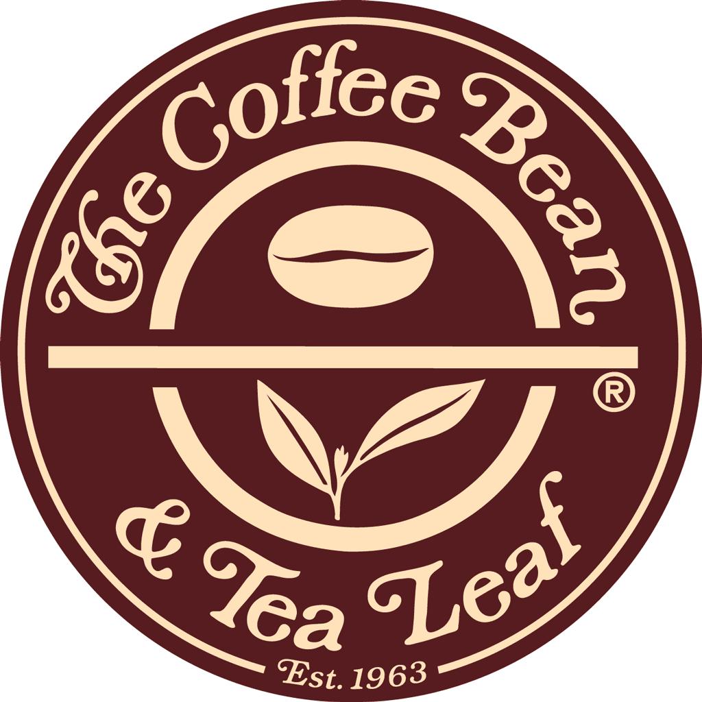 Coffee Bean Tea Leaf Logo Restaurants Logonoid Com Coffee Beans Tea Leaves Coffee Logo