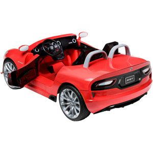 Kid Trax Srt Viper 16 Volt Battery Powered Ride On Trax Ride On