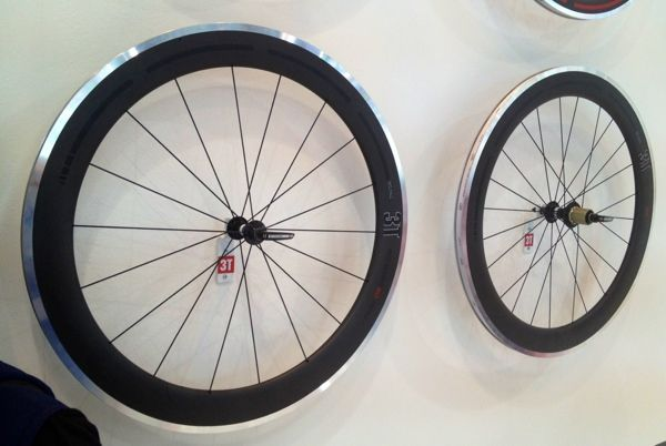 3T rounds out wheel line, plus all new seat posts & alloy Integra/Garmin stem