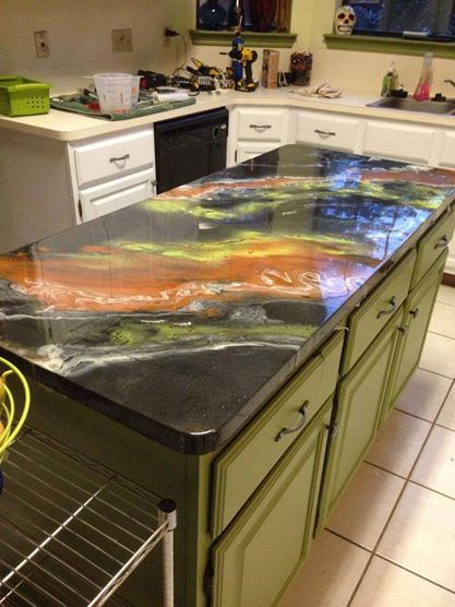 Plywood Countertops Google Search Concrete Countertops