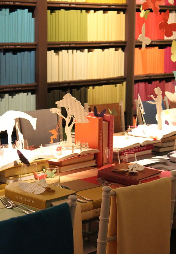 Love the color. Love the pop-up books!!!