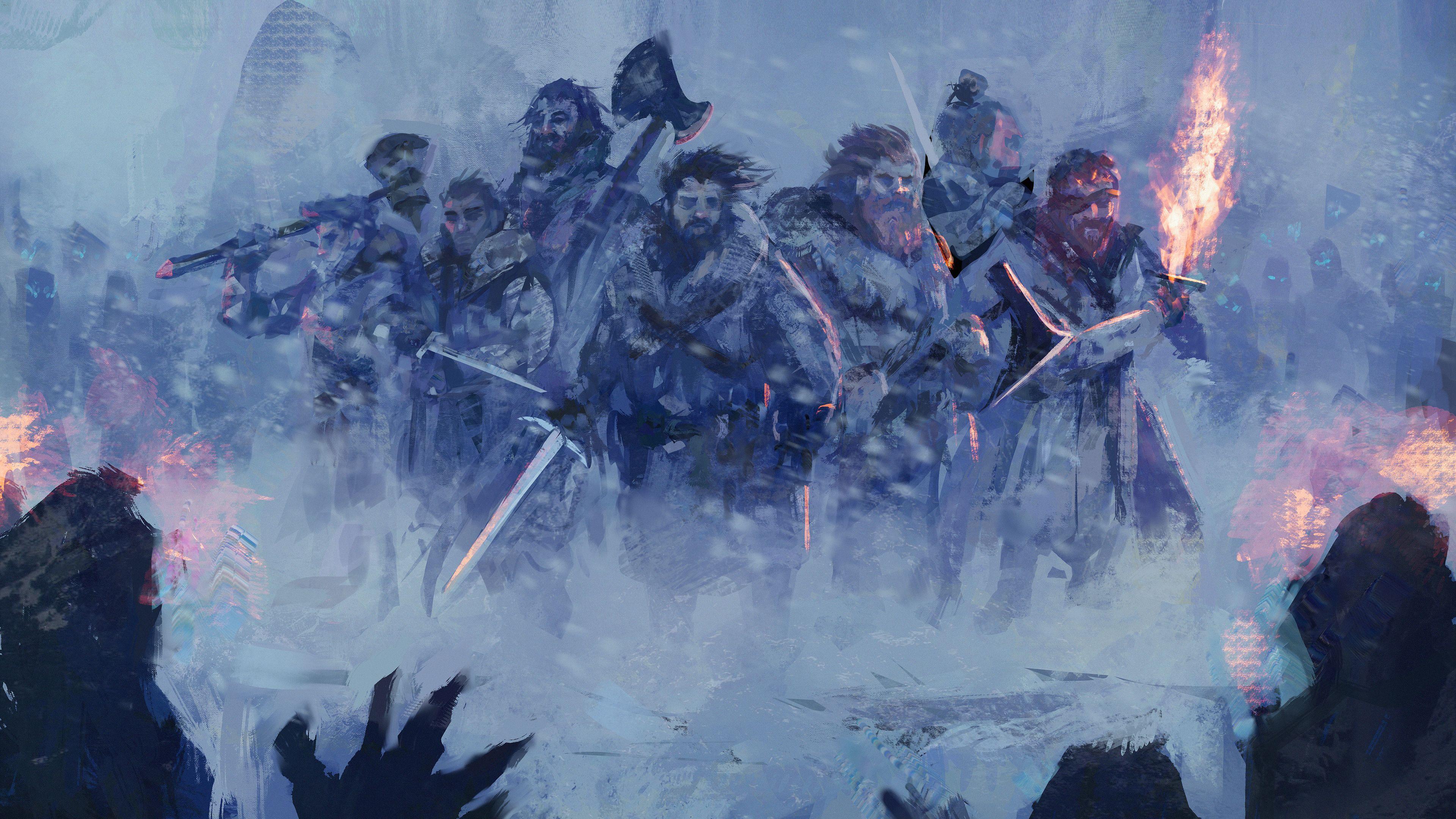 Some Got Wallpapers Wallpaper Post Game Of Thrones Art Wallpaper Free Download Online Art Gallery