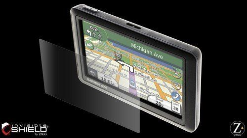 ZAGG invisibleSHIELD GARNUV1490S for Garmin Nuvi 1490 Screen